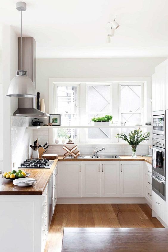 Kitchen Layout Ideas: Create Wider Space