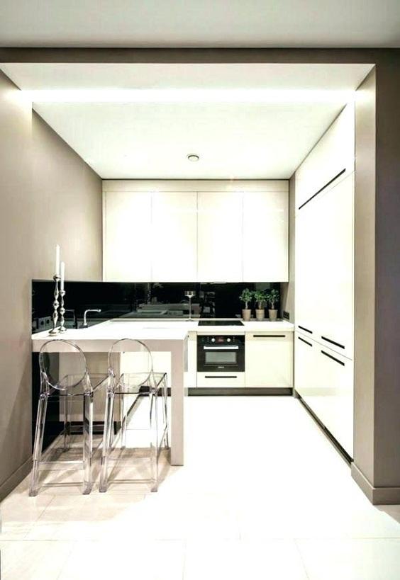 Kitchen Layout Ideas: Ultra Modern Kitchen