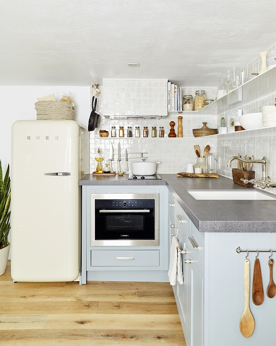 Small Kitchen Ideas 1