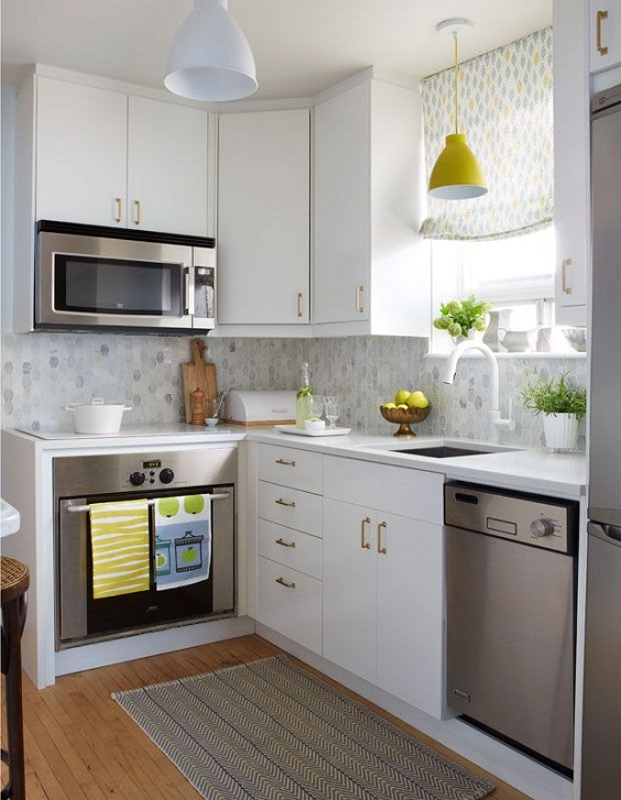 Small Kitchen Ideas 4