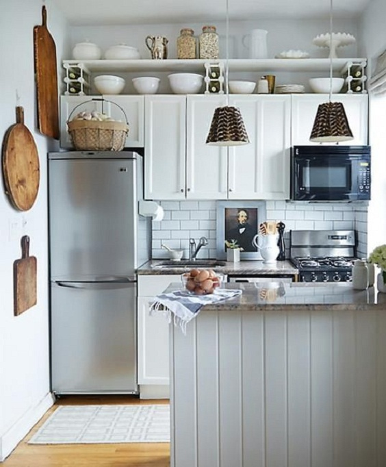 Small Kitchen Ideas 7