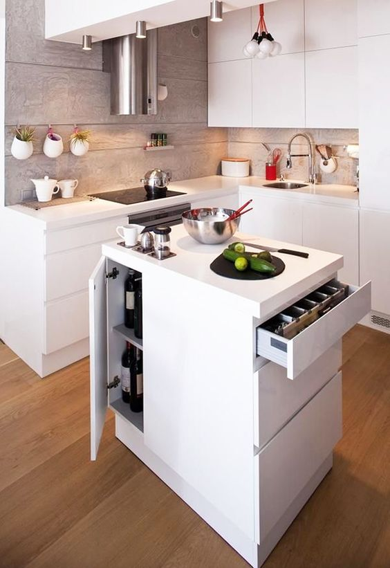 Small Kitchen Ideas 8