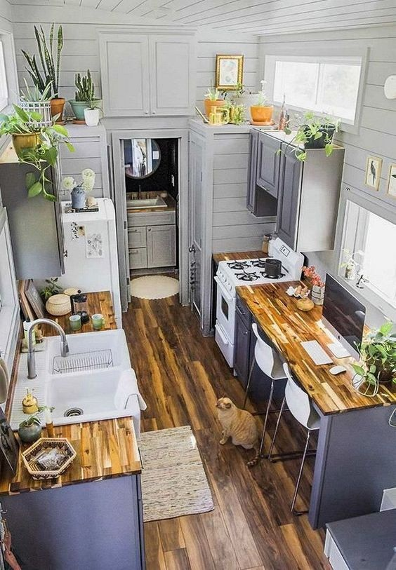 Small Kitchen Ideas 9