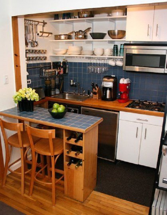 Small Kitchen Ideas 10