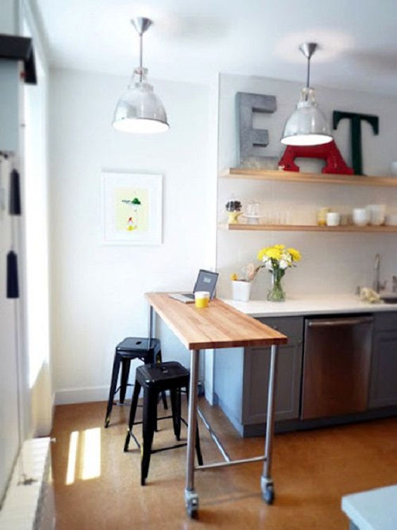 Small Kitchen Ideas 12