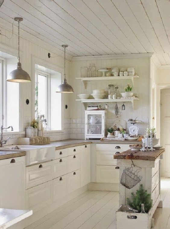 White Kitchen Ideas 4