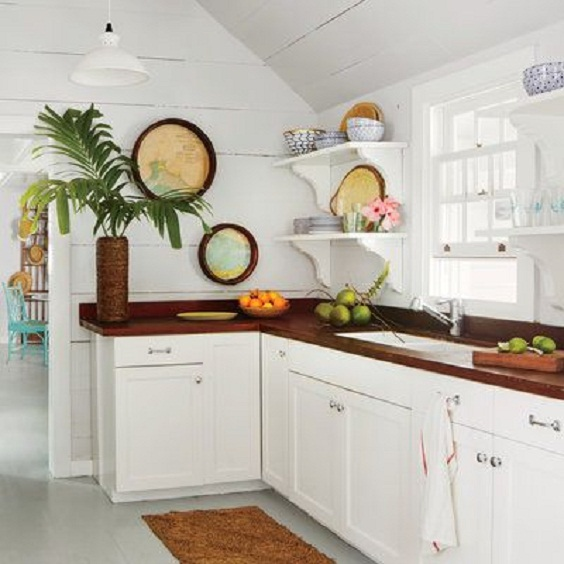 White Kitchen Ideas 11