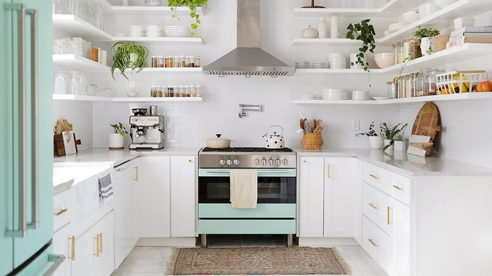 White Kitchen Ideas: Modern to Classic Look