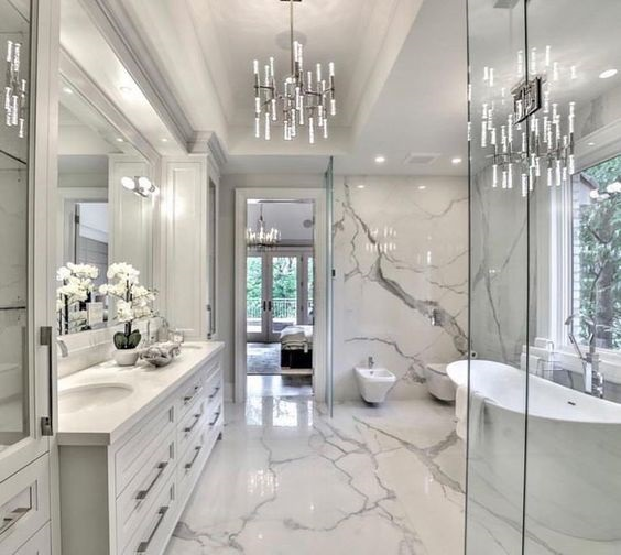 Master Bathroom Ideas 1