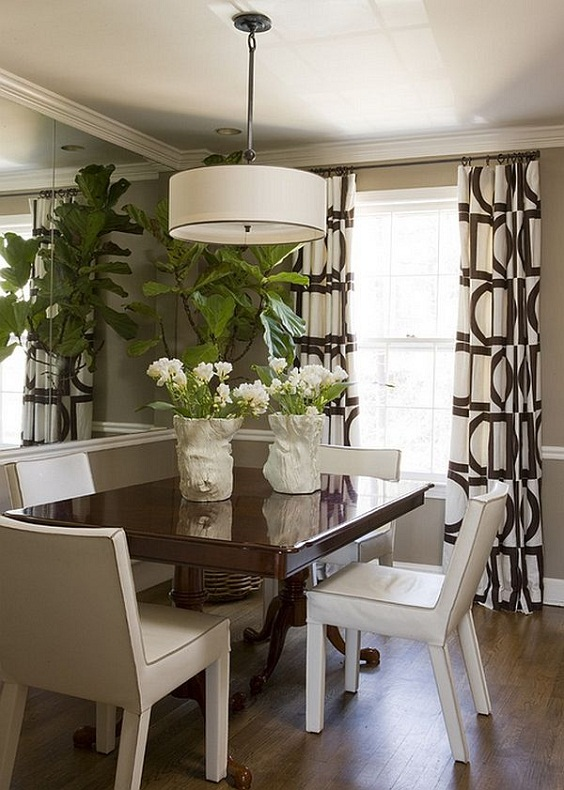 Small Dining Room Ideas: Lovely Arrangement