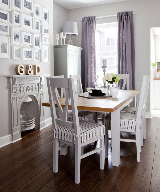 Small Dining Room Ideas: Traditional Look