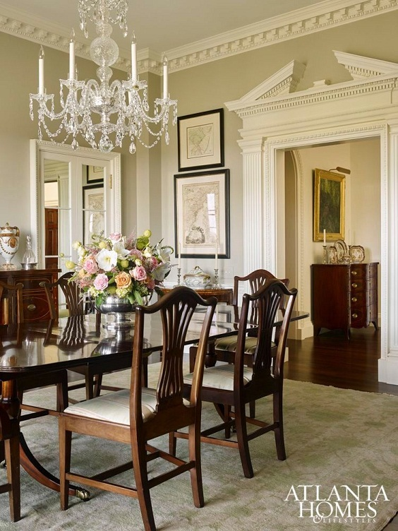 Traditional Dining Room Ideas Simple Yet Unique Look Famedecor Com