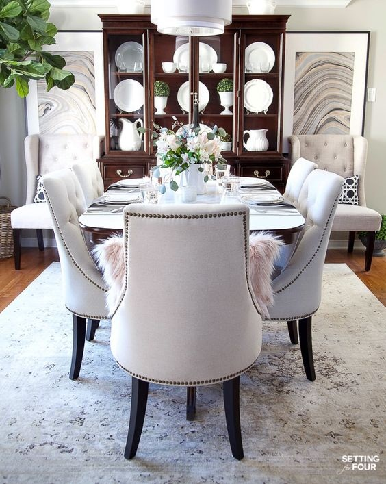 Traditional Dining Room Ideas 1