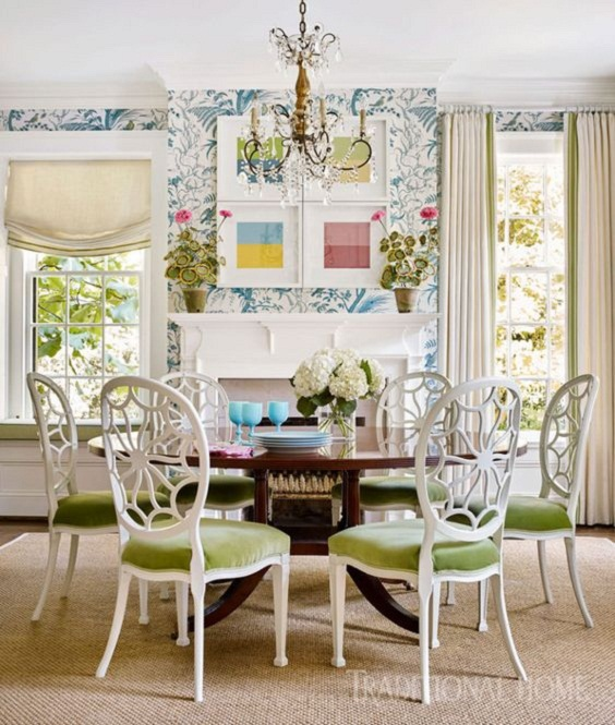 Traditional Dining Room Ideas 4