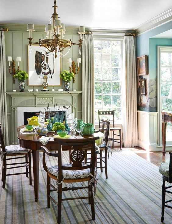 Traditional Dining Room Ideas 5