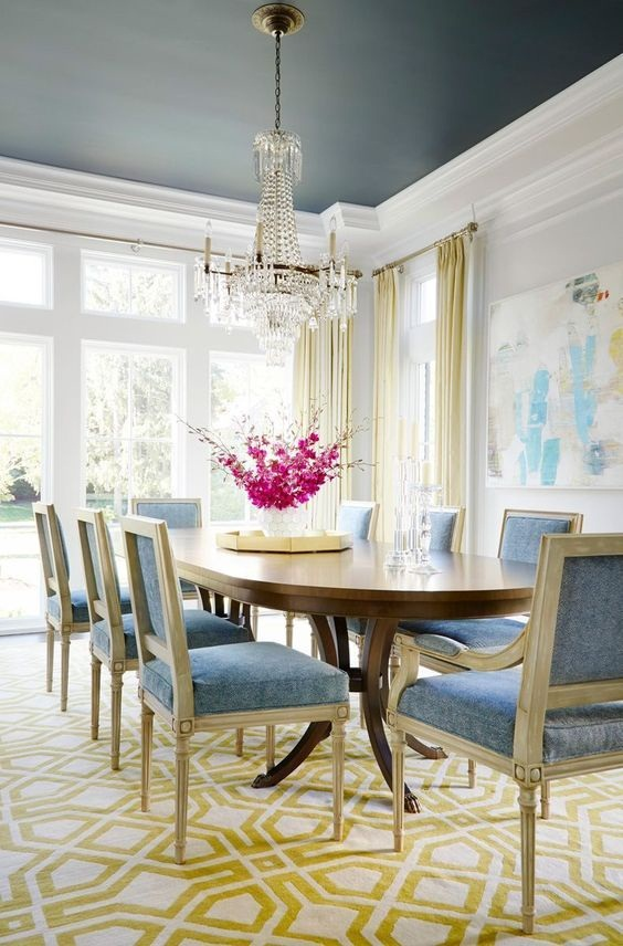 Traditional Dining Room Ideas 13