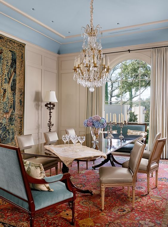 Traditional Dining Room Ideas 15
