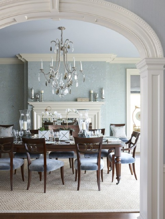 Traditional Dining Room Ideas: Simple yet Unique Look ...