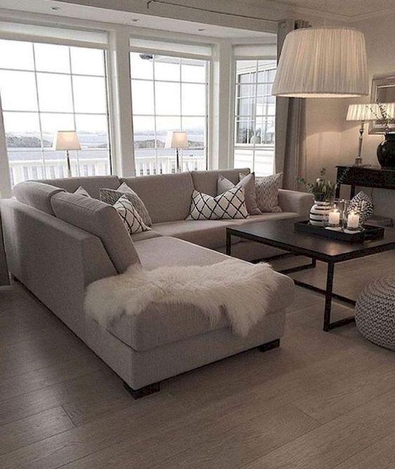 Neutral Living Room 12