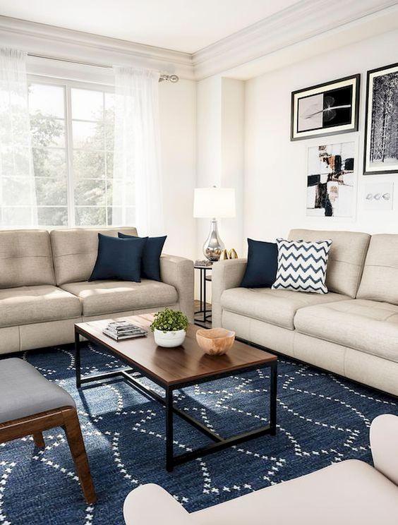 Neutral Living Room 13