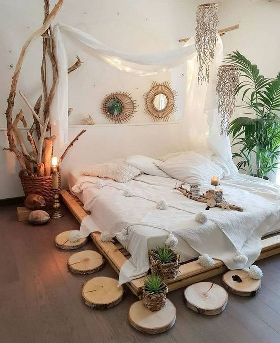 bohemian bedroom ideas 16