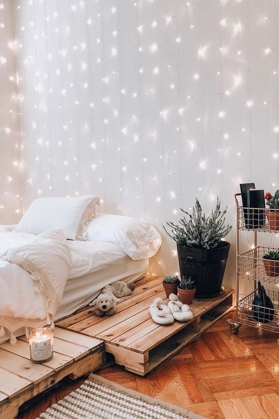 Bohemian Bedroom Ideas: Gorgeous Sparkling Decor