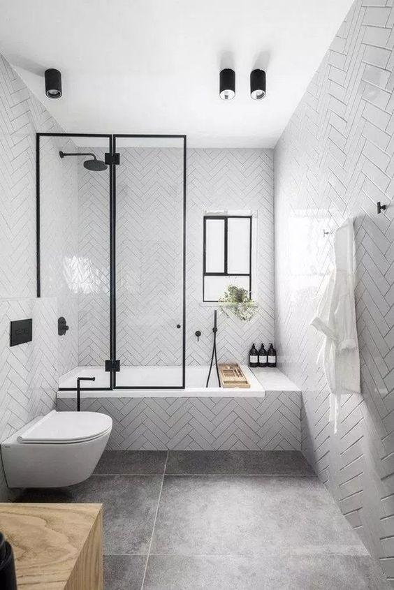 boho bathroom 13