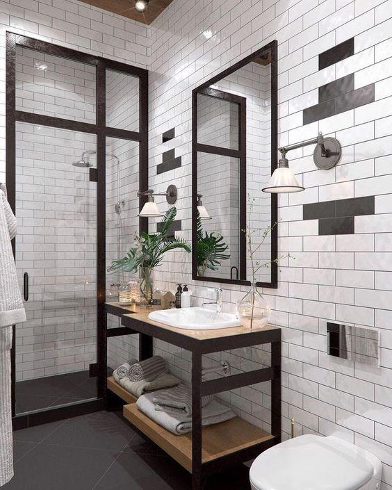 boho bathroom 15