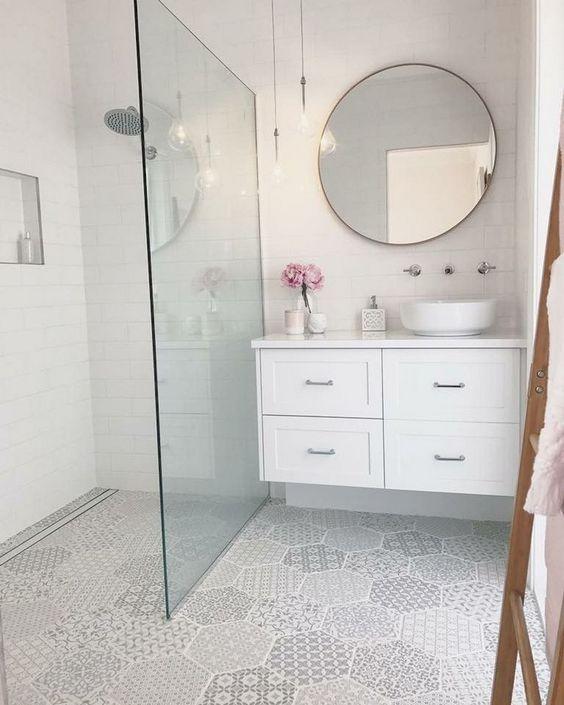 boho bathroom 18
