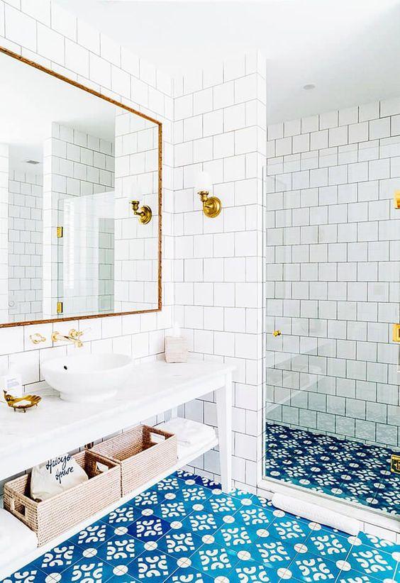 boho bathroom 6