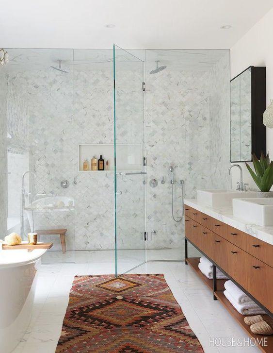 boho bathroom 7