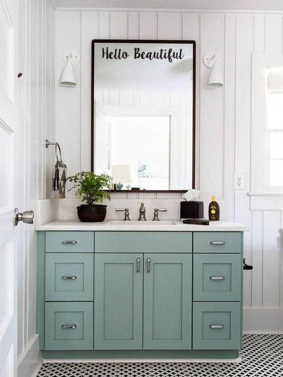 boho bathroom 9