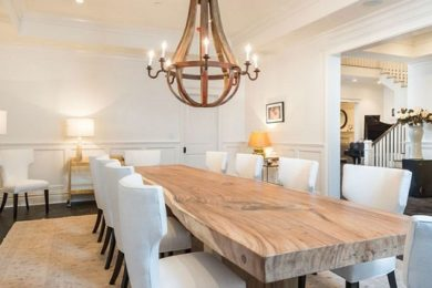 Dining Room Table Ideas: A Nice Table for a Nice Meal
