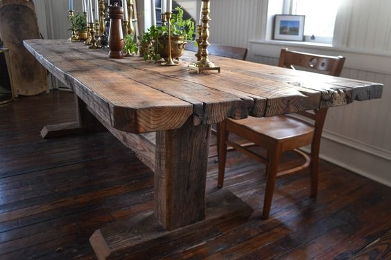 Dining Room Table Ideas 3