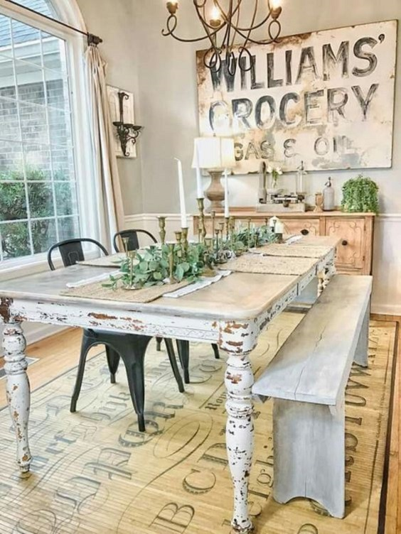 Dining Room Table Ideas 11
