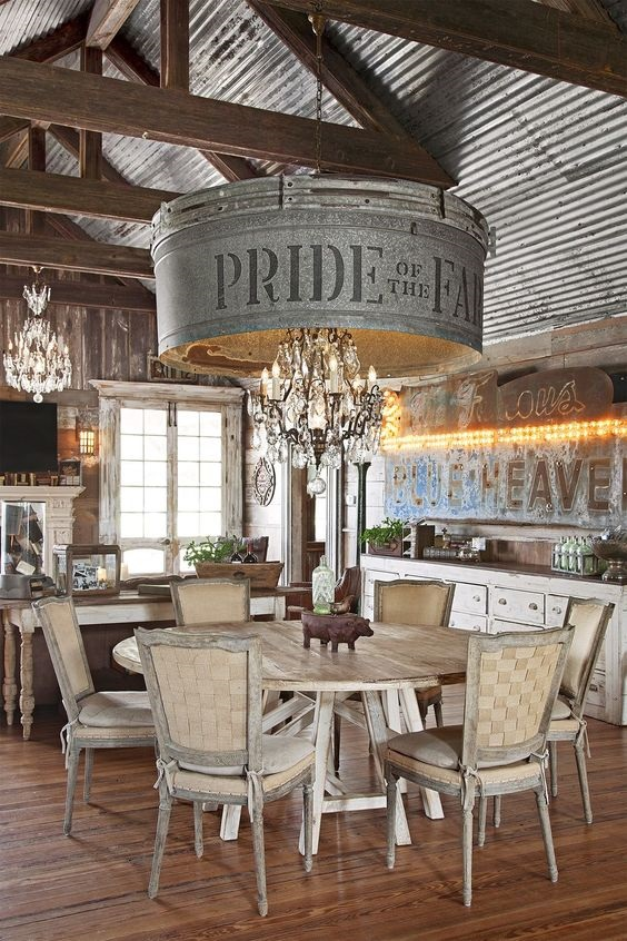 Dining Room Table Ideas 12