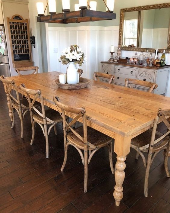 Dining Room Table Ideas 14