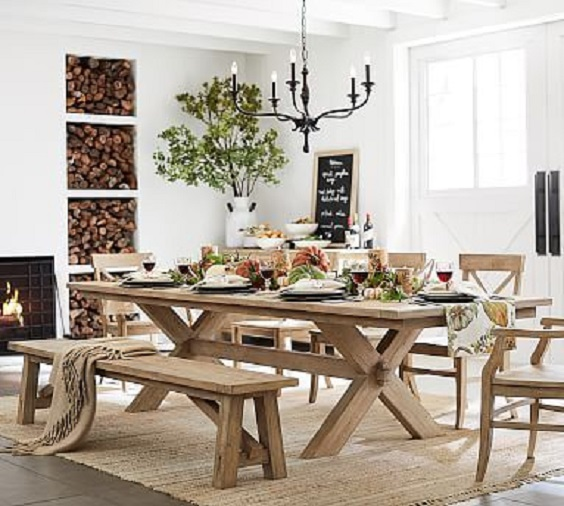 Dining Room Table Ideas 15