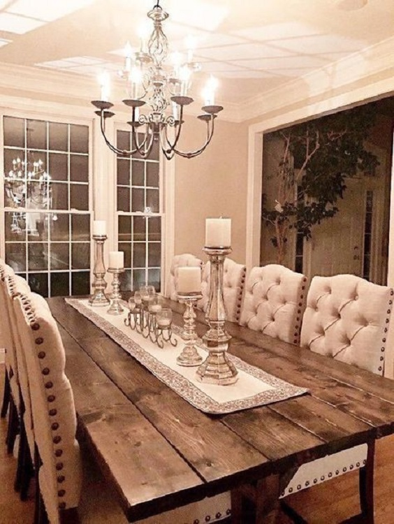 Formal Dining Room Ideas 1