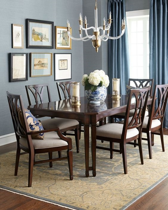 Formal Dining Room Ideas 10
