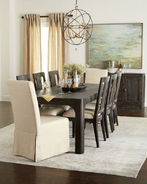 Formal Dining Room Ideas 11