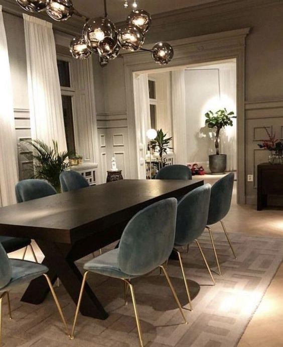 Modern Dining Room Ideas 1