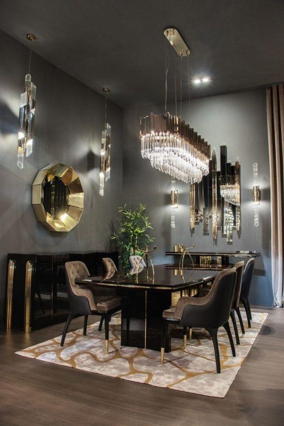 Modern Dining Room Ideas 2