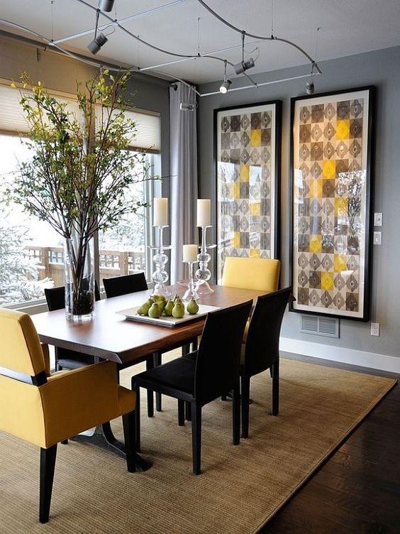 Modern Dining Room Ideas 3