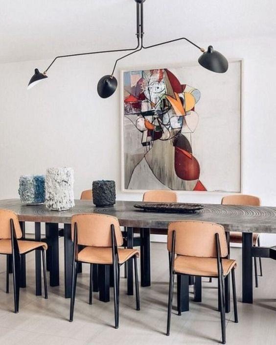 Modern Dining Room Ideas 6