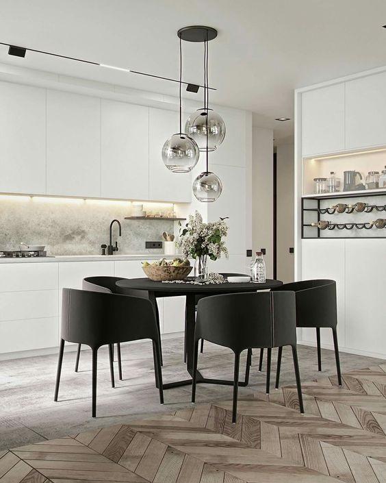 Modern Dining Room Ideas 8