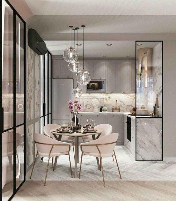 Modern Dining Room Ideas 9