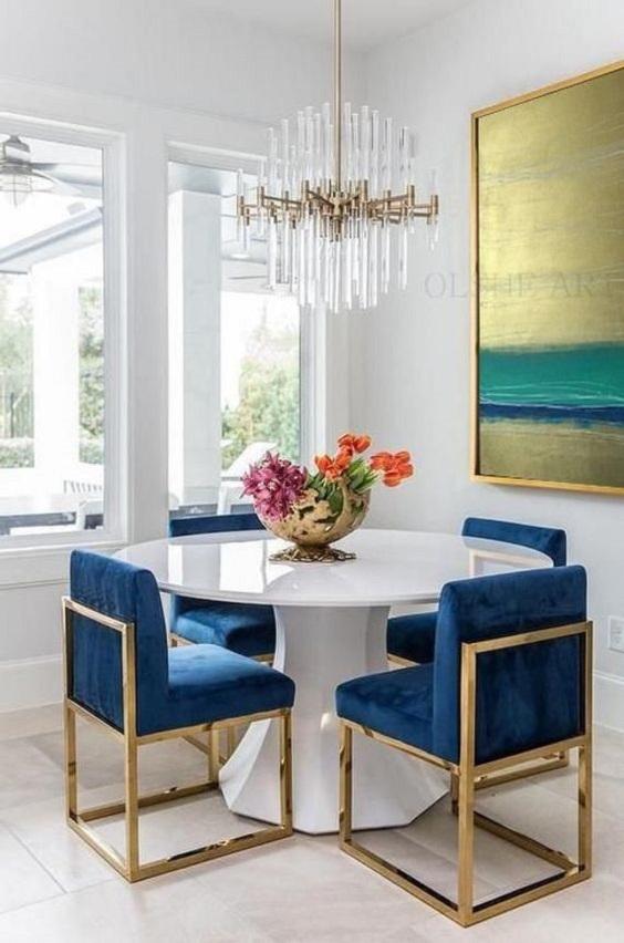 Modern Dining Room Ideas 11