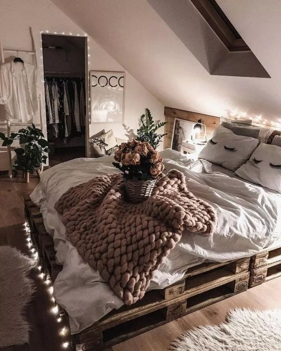 Rustic Bedroom Ideas: Chic Teen Decor