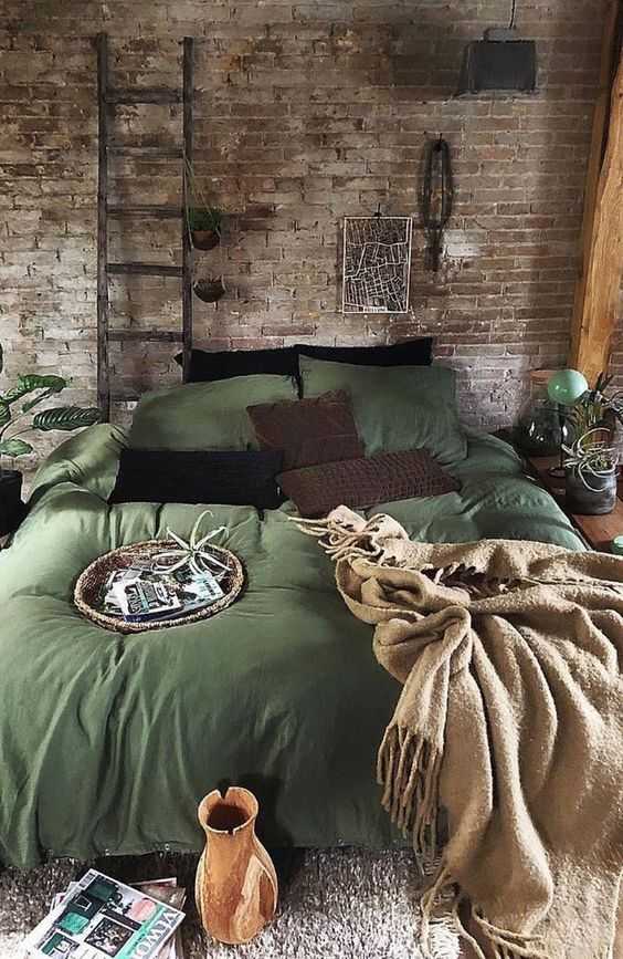 Rustic Bedroom Ideas: Catchy Raw Decor